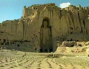 Budha statue in Afghanistan