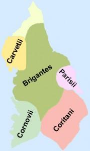 Ancient Parissi tribe