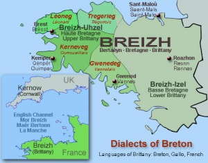 breizh /midland -Great Britain