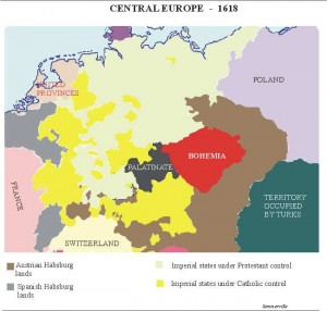 Bohemia -Europe