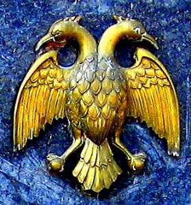 Gandaberunda  emblem of mysore palace