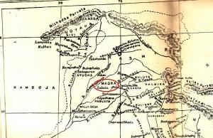 Madra Desa map