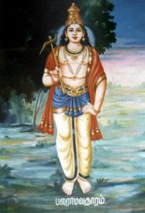 Balaramdev -elder brother to lord Krishna