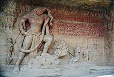Udaigir caves -  Vidisha