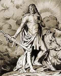 freyr -God of Ingvaeones