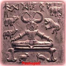 Pashupatinath statue