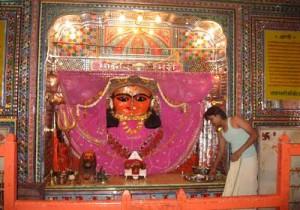 shakambari-deity -Sambhar