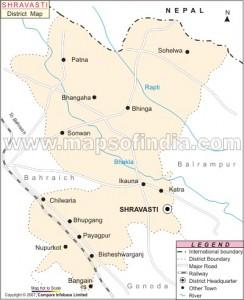 Shravasti -Capital of Utter kosala
