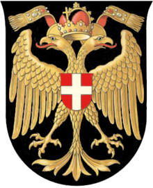 vienna coat of Arms is duggestive
