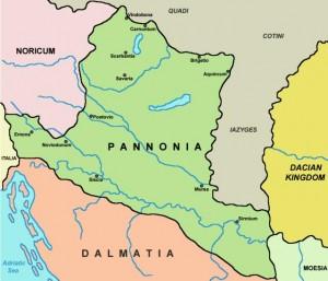 Pannonia region