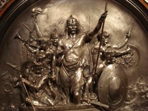 King Merovech -Frankish Ruler