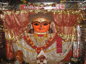 Goddess Shakambri
