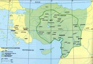 Pala presence in Anatolia