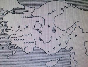 Luwians in Anatolia