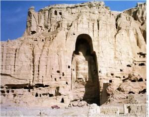 Bamiyan Budhha