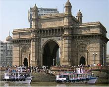 Gateway of India -Bombay