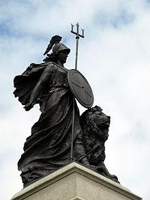 Goddess Britannia