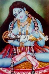 Goddess-Tara and shiv