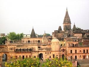 ancient temples in Ayodhya
