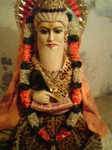 Maharshi Valmikiji wrote Ramayana