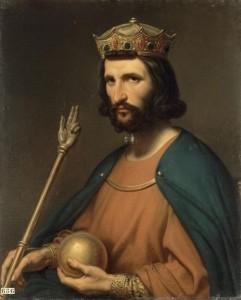 King Hugh Capet of France