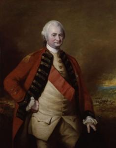 Major general Robert Clive