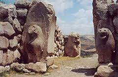 Hattusha gate